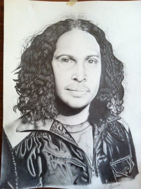 'Ray Toro (My Chemical Romance)' by Anita